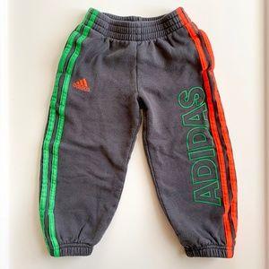 Boys Adidas Originals 3 Stripes Sweatpants